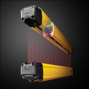 NEW! Guarded Safety Light Curtain-Image