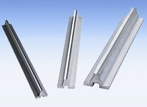 Aluminum Rail Supports from Lintech-Image
