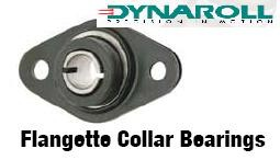 Flangette Collar Bearings-Image