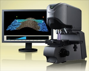 VK-X Series 3D Laser Scanning MIcroscope-Image