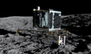 Rosetta Space Probe Lands on Comet after 10 years-Image