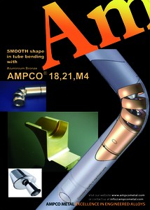 AMPCO® HARD BRONZES FOR METAL FORMING-Image