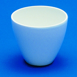 High Form Crucible Chemical-Porcelain 10mL Cap.-Image