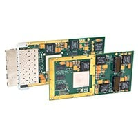 New XMC 10-Gigabit Ethernet Modules, SFP+ or XAUI-Image