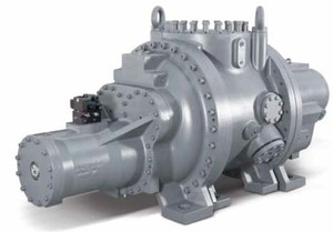 Up To 8,200 CFM: Screw Compressor Model 408 -Image