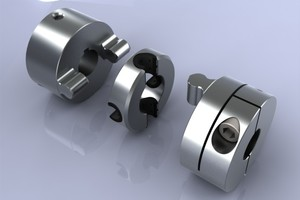 OEP Couplings Type UA, Oldham/Universal Couplings -Image