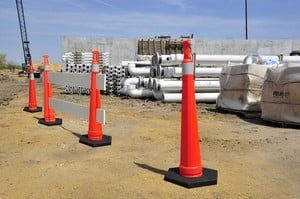 Custom Barricades & Highway Markers-Image