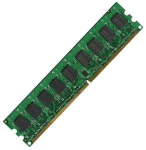 DDR2 Unbuffered W/ECC Server Memory-Image