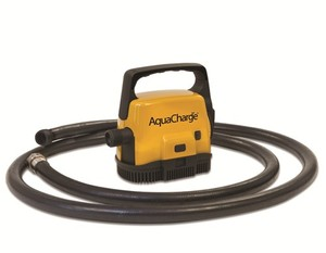 AquaCharge™ Rechargeable Portable Water Pump-Image