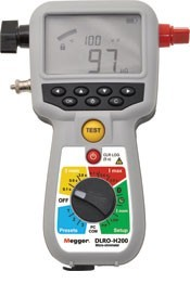 The World's FIRST Handheld Micro-ohmmeter -Image