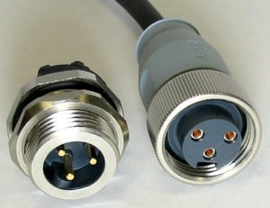 "7/8"" Circular Connectors -Image"
