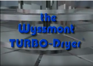 World renowned TURBO-DRYERS® -Image