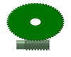 PIC Design Training: Issue 6, Worm Gearing-Image