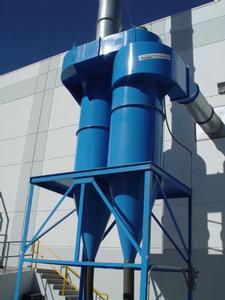 Cyclone Dust Collector, FOURTEX™ Dual-Image