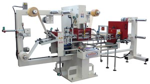 High Speed Flat Bed Die Cutting Presses-Image