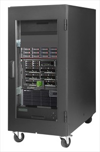AcoustiRACK ACTIVE Soundproof Rackmount Cabinet-Image