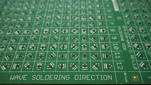 White paper: Can DFNs be wave soldered?-Image