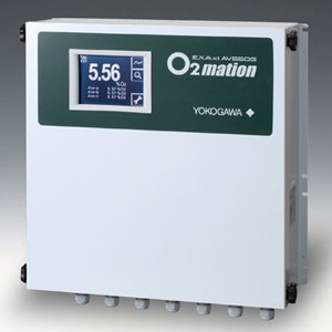 O2mation EXAxt AV550 Averaging Oxygen Analyzer -Image