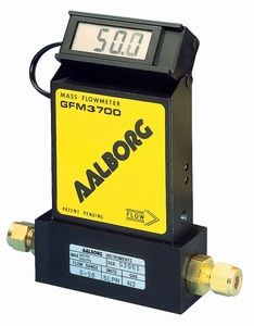 Mass Flow Meter...measures gas flow rates-Image