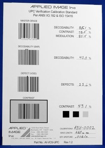 Bar Code Standards-Image