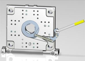 Safe, Quick, Easy Manual Clamping - Injection Mold-Image