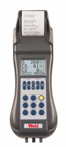 Flue Gas Combustion Analyzers Available from Wahl-Image