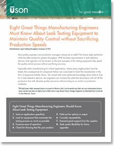 Manufacturers' Testing Throughput Increases 50%-Image