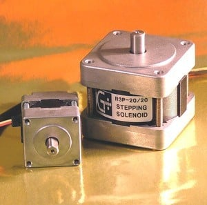 STEPPING SOLENOIDS NEW FROM GEEPLUS-Image