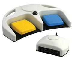 RF Wireless Digital Foot Control-Image