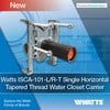 New Watts Thread Water Closet Carrier-Image