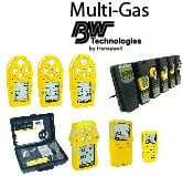 Multi-Gas Detectors from BW Technologies-Image