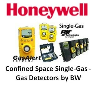 Confined Space Single-Gas - Gas Detectors by BW-Image