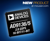 Analog Devices AD9135/6 2.8Gsps DACs from Mouser-Image