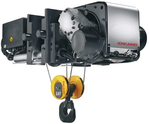 Konecranes CXT Hazardous Environment Hoists-Image