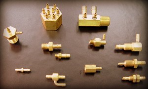 Miniature Brass Fittings-Image