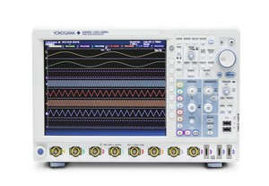 DLM4000 Eight Channel Mixed Signal Oscilloscope-Image