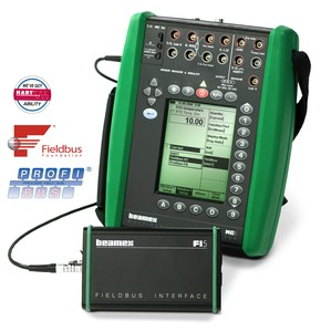 Versatile high-performance Fieldbus Calibrator -Image