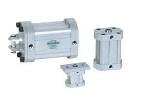 C Series Compact Cylinder-Image