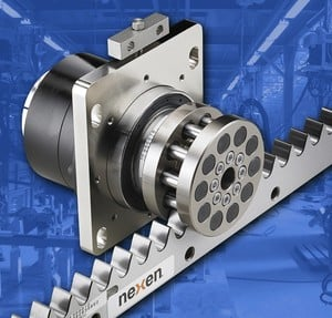Enhanced Roller Pinion System (RPS)-Image