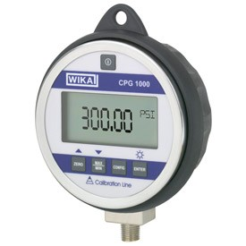 WIKA CPG 1000 Data Logging Software-Image