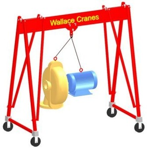 Maintenance Cranes for Education-Image