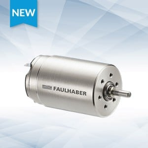 MICROMO Presents New 1727 CXR DC Motor -Image