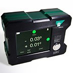 New high-accuracy touch screen inclinometer-Image