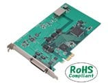 Isolated 16-bit Analog PCI Express Input Board-Image