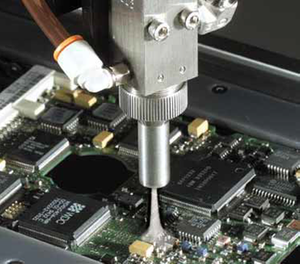 Consistent results in conformal coating process-Image