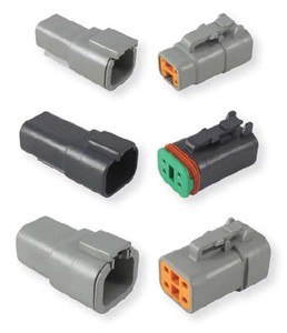 DEUTSCH DT Connectors for Harsh Environments-Image