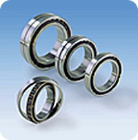 High-speed longer-life cylindrical roller bearing-Image