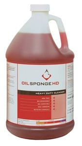 NASA's #1 ranked cleaner/degreaser: Oil Sponge HD-Image