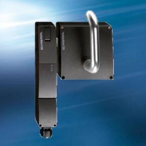 Solenoid Interlock With Door Handle From Schmersal Inc
