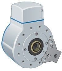 X-Heavy Duty Hollow Shaft Incremental Encoder-Image